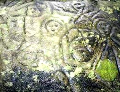 Caurita Petrogylphs (Photo: Trinidad Express)